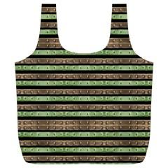 7200x7200 Full Print Recycle Bags (l)  by dflcprints
