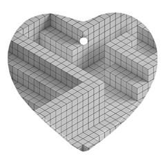 Design Grafis Pattern Ornament (heart) by Simbadda