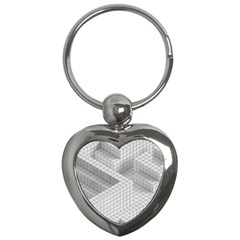 Design Grafis Pattern Key Chains (heart)  by Simbadda