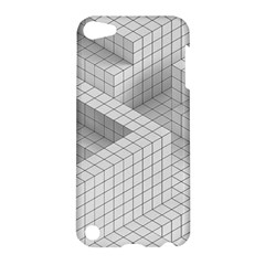 Design Grafis Pattern Apple Ipod Touch 5 Hardshell Case by Simbadda