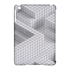 Design Grafis Pattern Apple Ipad Mini Hardshell Case (compatible With Smart Cover) by Simbadda