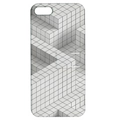 Design Grafis Pattern Apple Iphone 5 Hardshell Case With Stand by Simbadda