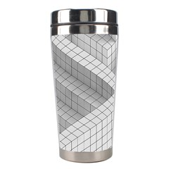 Design Grafis Pattern Stainless Steel Travel Tumblers by Simbadda