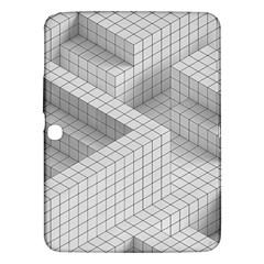 Design Grafis Pattern Samsung Galaxy Tab 3 (10 1 ) P5200 Hardshell Case  by Simbadda