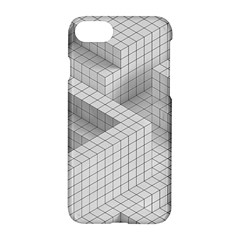 Design Grafis Pattern Apple Iphone 7 Hardshell Case by Simbadda