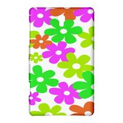 Flowers Floral Sunflower Rainbow Color Pink Orange Green Yellow Samsung Galaxy Tab S (8 4 ) Hardshell Case  by Alisyart
