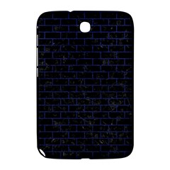 Brick1 Black Marble & Blue Leather Samsung Galaxy Note 8 0 N5100 Hardshell Case  by trendistuff
