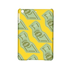 Money Dollar $ Sign Green Yellow Ipad Mini 2 Hardshell Cases by Alisyart