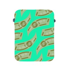 Money Dollar $ Sign Green Apple Ipad 2/3/4 Protective Soft Cases by Alisyart