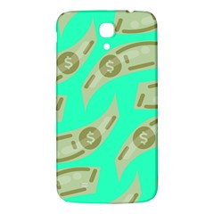 Money Dollar $ Sign Green Samsung Galaxy Mega I9200 Hardshell Back Case