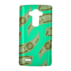 Money Dollar $ Sign Green Lg G4 Hardshell Case by Alisyart