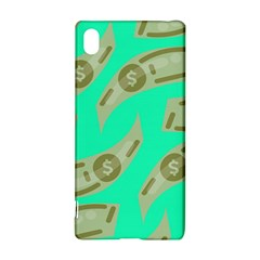 Money Dollar $ Sign Green Sony Xperia Z3+ by Alisyart