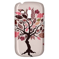 Tree Butterfly Insect Leaf Pink Galaxy S3 Mini by Alisyart