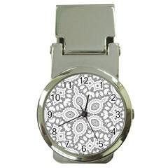 Scope Random Black White Money Clip Watches by Alisyart
