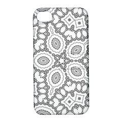 Scope Random Black White Apple Iphone 4/4s Hardshell Case With Stand by Alisyart
