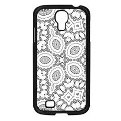 Scope Random Black White Samsung Galaxy S4 I9500/ I9505 Case (black) by Alisyart