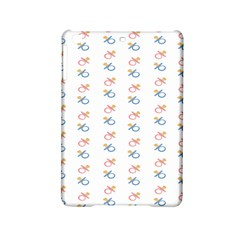 Baby Pacifier Pink Blue Brown Kids Ipad Mini 2 Hardshell Cases by Alisyart