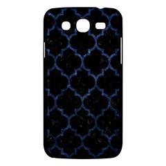 Tile1 Black Marble & Blue Stone Samsung Galaxy Mega 5 8 I9152 Hardshell Case  by trendistuff