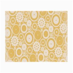 Wheels Star Gold Circle Yellow Small Glasses Cloth by Alisyart