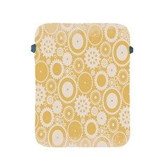 Wheels Star Gold Circle Yellow Apple Ipad 2/3/4 Protective Soft Cases by Alisyart