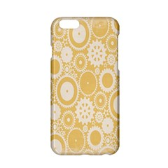 Wheels Star Gold Circle Yellow Apple Iphone 6/6s Hardshell Case by Alisyart