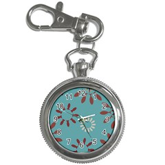 Fish Animals Star Brown Blue White Key Chain Watches by Alisyart