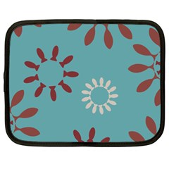 Fish Animals Star Brown Blue White Netbook Case (xxl)  by Alisyart