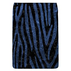 Skin4 Black Marble & Blue Stone (r) Removable Flap Cover (l) by trendistuff