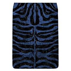 Skin2 Black Marble & Blue Stone Removable Flap Cover (s) by trendistuff