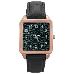 Fabric Fake Fashion Flexibility Grained Layer Leather Luxury Macro Material Natural Nature Quality R Rose Gold Leather Watch