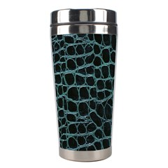 Fabric Fake Fashion Flexibility Grained Layer Leather Luxury Macro Material Natural Nature Quality R Stainless Steel Travel Tumblers