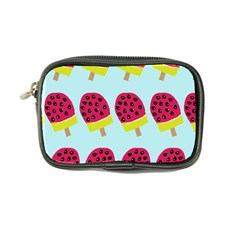 Watermelonn Red Yellow Blue Fruit Ice Coin Purse by Alisyart