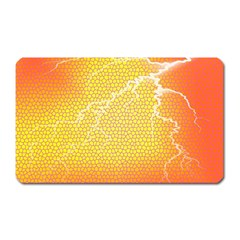 Exotic Backgrounds Magnet (rectangular) by Simbadda