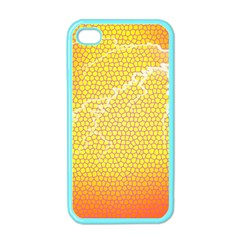 Exotic Backgrounds Apple Iphone 4 Case (color) by Simbadda