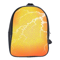 Exotic Backgrounds School Bags (xl)  by Simbadda