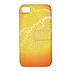 Exotic Backgrounds Apple Iphone 4/4s Hardshell Case With Stand by Simbadda