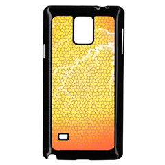 Exotic Backgrounds Samsung Galaxy Note 4 Case (black) by Simbadda