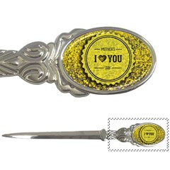 Happy Mother Day Letter Openers by Simbadda