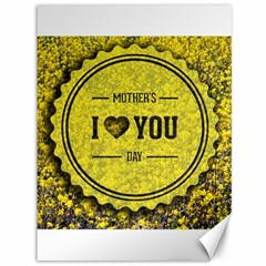 Happy Mother Day Canvas 36  X 48   by Simbadda
