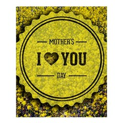 Happy Mother Day Shower Curtain 60  X 72  (medium)  by Simbadda