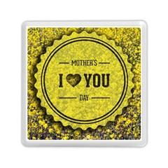 Happy Mother Day Memory Card Reader (square)  by Simbadda