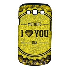 Happy Mother Day Samsung Galaxy S Iii Classic Hardshell Case (pc+silicone) by Simbadda