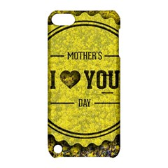Happy Mother Day Apple Ipod Touch 5 Hardshell Case With Stand by Simbadda