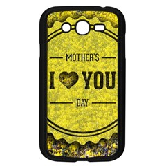 Happy Mother Day Samsung Galaxy Grand Duos I9082 Case (black) by Simbadda