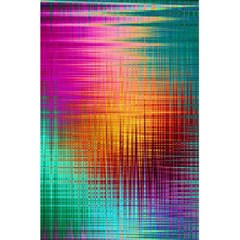 Colourful Weave Background 5 5  X 8 5  Notebooks by Simbadda