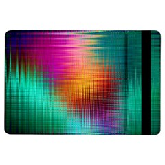 Colourful Weave Background Ipad Air Flip by Simbadda