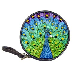 Peacock Bird Animation Classic 20 Cd Wallets by Simbadda