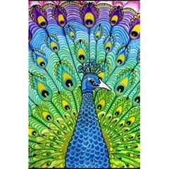 Peacock Bird Animation 5 5  X 8 5  Notebooks by Simbadda