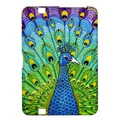 Peacock Bird Animation Kindle Fire Hd 8 9  by Simbadda