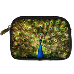 Peacock Bird Digital Camera Cases by Simbadda